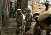 Bandidos que fizeram mulher refém em Brotas se entregam | Foto: Reprodução/ Record Tv