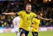 Espanha é derrotada de virada pela Suécia e se complica nas Eliminatórias | Foto: