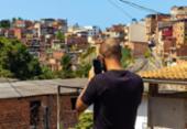 Tatuador cria perfil em rede social com foco nas belezas do bairro | Foto: Joyce Melo | Agência Mural