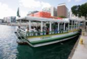 Travessia Salvador-Mar Grande segue suspensa pelo 3º dia consecutivo | Foto: