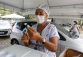 Salvador inicia vacinação de jovens com 12 anos nesta quarta-feira | Foto: Olga Leiria | Ag. A TARDE