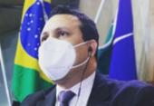 Vereador que tentou desobrigar uso de máscara morre de covid-19 aos 34 anos | Foto: Reprodução