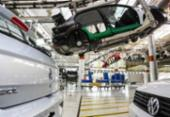 Volkswagen anuncia férias de funcionários por falta de semicondutores | Foto: Divulgação | Volkswagen