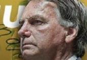 Web reage a foto em que Bolsonaro aparece com 6 dedos | Reprodução/ Twitter