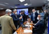 CPI vai votar convocação de Kassyo Ramos   Leopoldo Silva/Ag. Senado