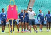 Atrasos motivam protesto dos jogadores no Bahia | Felipe Oliveira I EC Bahia