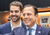 Doria e Leite se unem em defesa do impeachment   Rodger Timm   Palácio Piratini