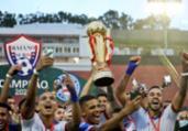 Bahia empata com o Vitória e garante título do sub-20 | Felipe Oliveira | EC Bahia