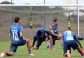 Sem Rossi, Bahia treina para duelo contra o Inter | Felipe Oliveira | EC Bahia