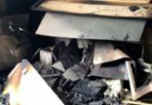 Idosa perde casa em incêndio e família cria vaquinha | Reprodução