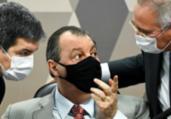CPI: em áudio vazado, Aziz xinga ministro da CGU | Ag. Senado