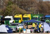Caminhoneiros terão reunião no Planalto | Evaristo Sá / AFP
