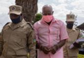 Ativista que inspirou Hotel Ruanda é condenado à prisão | Simon Wohlfahrt/AFP