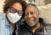 Filha de Pelé diz que pai se recupera bem | Reprodução/ Instagram