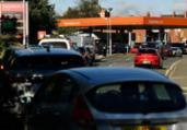 Reino Unido enfrenta escassez de combustível   Ben STANSALL / AFP