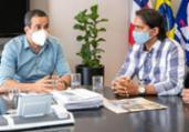 Prefeitos discutem estratégias pós-venda de refinaria | Betto Jr | PMS