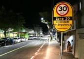 Rua próxima à Colina é requalificada e recebe Zona 30 | Bruno Concha | Secom PMS