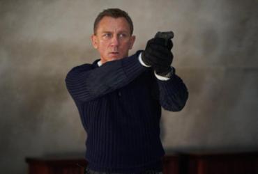Último 007 com Daniel Craig no papel de James Bond estreia nesta quinta |