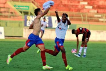 Bahia consegue virada sobre o Vitória e sai na frente na decisão | Divulgação | EC Bahia