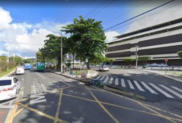 Via principal da Av. ACM é interditada das 21h às 5h em setembro
