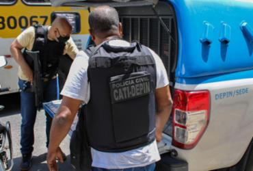 Acusado de cegar ex-companheira é preso em Salvador | Ascom da Polícia Civil