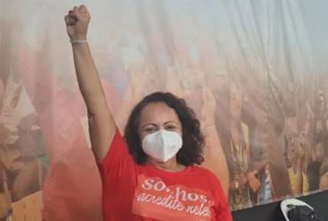 Aladilce Souza é a nova presidente do PCdoB Salvador | Reprodução/ Instagram