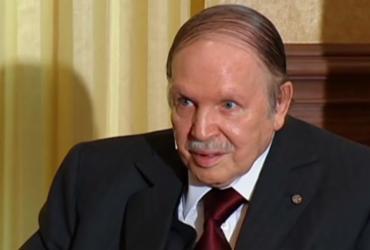 Presidente da Argélia durante 20 anos, Abdelaziz Bouteflika morre aos 84 anos | Reprodução | YouTube