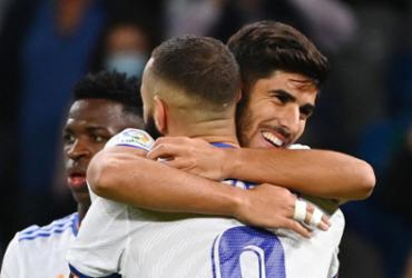 Real Madrid goleia Mallorca e segue líder do Espanhol |