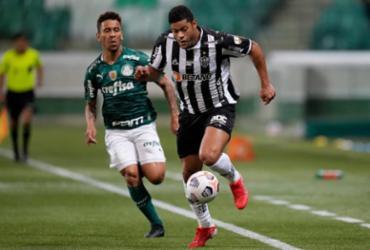 Atlético-MG e Palmeiras decidem 1º finalista da Libertadores | Andre Penner | AFP