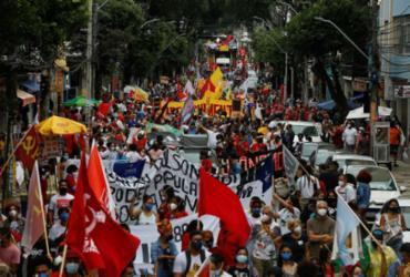 Mais de 56% dos brasileiros querem o impeachment de Bolsonaro, diz Datafolha | Rafael Martins | Ag. A TARDE