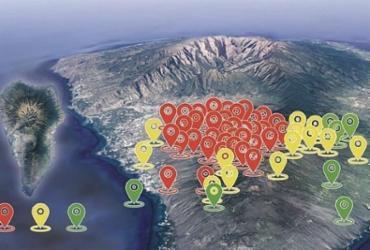 Erupção vulcânica pode causar tsunami na Bahia | Reprodução