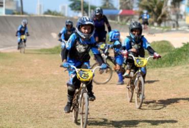 Sudesb oferece aulas de bicicross para crianças e adolescentes | Elói Corrêa | GOV-BA