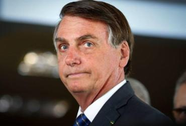 Bolsonaro diz que será 'um prazer' debater com Lula em 2022 | Sergio Lima | AFP