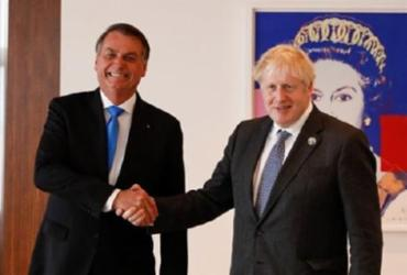 Em reunião, Johnson recomenda vacina de Oxford e Bolsonaro diz que não tomou | Flickr | Palácio do Planalto