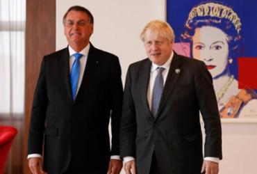Reino Unido desmente Bolsonaro e diz que premier não pediu ajuda alimentícia | Alan Santos / PR