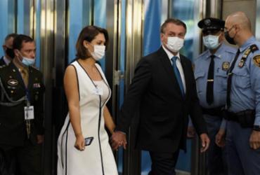 Bolsonaro abre Assembleia-Geral da ONU pressionado por falta de vacinação | AFP