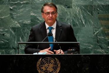 Ex-juíza da Corte de Haia afirma ver provas para condenação de Bolsonaro | POOL | Getty Images via AFP