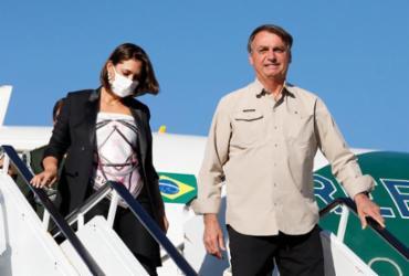 Anvisa recomenda isolamento a Bolsonaro e comitiva após volta de NY | Alan Santos | PR