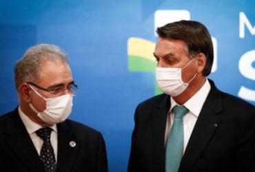 Bolsonaro cancela viagem ao Paraná depois de casos de Covid em comitiva | Pablo Jacob