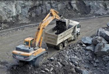 Três municípios concentram 51% da produção mineral baiana comercializada