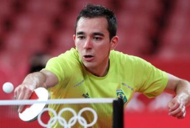Calderano faz história ao ingressar no top 5 do tênis de mesa mundial | Wander Roberto | COB