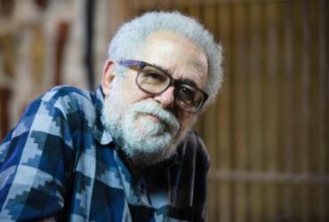 Artista, de 80 anos, está internado em hospital de Salvador   Foto: Victor Carvalho   Divulgação - Victor Carvalho   Divulgação