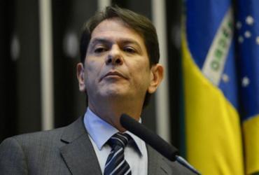 Cid Gomes pede reembolso de R$ 54 mil ao Senado por viagem de avião a Salvador | Divulgação/ Senado