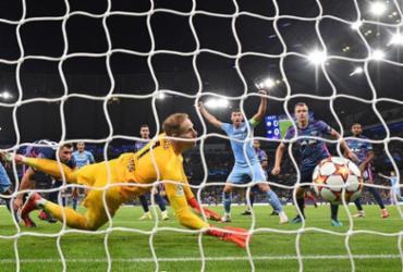 Manchester City goleia RB Leipzig pela Liga dos Campeões |