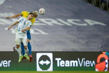 Conmebol e Uefa anunciam jogo entre campeões da Copa América e Eurocopa |