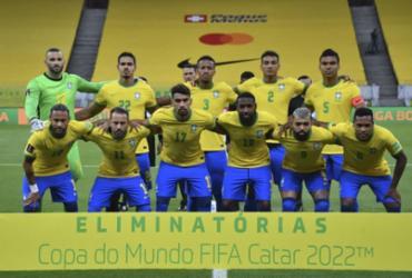 Pesquisa da Fifa aponta que torcedores querem Copa do Mundo 'mais frequente' | Nelson Almeida | AFP