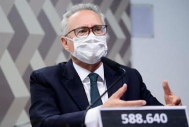 CPI: Renan Calheiros propõe que Receita investigue líder do governo na Câmara | Pedro França | Agência Senado