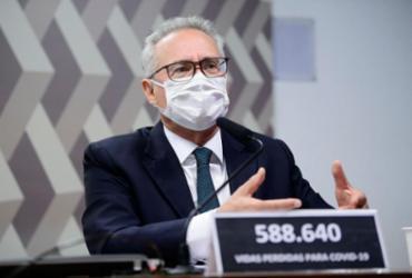 Renan Calheiros pedirá indiciamento de Bolsonaro por prevaricação | Pedro França | Agência Senado