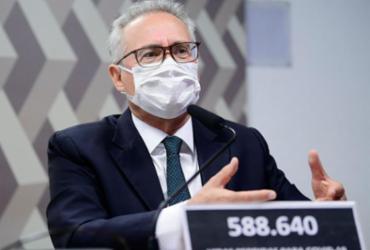 Renan Calheiros adia entrega de relatório da CPI da Covid para a próxima semana | Pedro França | Agência Senado