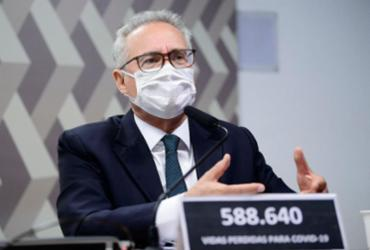 CPI: Relatório diz que imunidade de rebanho e atraso de vacinas impulsionaram mortes | Pedro França | Agência Senado